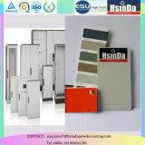 Rivestimento della polvere di struttura Ral7035 per il Governo elettrico