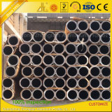 産業アルミニウム放出の厚い管のプロフィールをカスタマイズしなさい