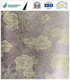 Polyester&Cotton 꽃 자카드 직물 직물