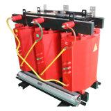 Alta calidad tipo seco transformador de 3 fases de la distribución