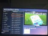 Casella piena della fiamma HD TV IPTV di media Mag250
