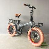 Rueda motriz de bolsillo de la batería de litio bicicleta/Bicicleta eléctrica