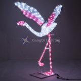 К услугам гостей утка Swan 3D-стиле лампа для подсветки дисплея и оформление праздников