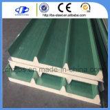 Schalldämpfendes Isolier-PU-Schaumgummi-Sandwichwand-Panel/Dach-Panel