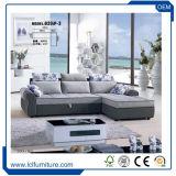Sofa à la maison de tissu de meubles, meubles européens de sofa de tissu, bâti de sofa moderne de Chambre