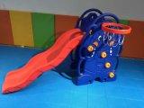 Спортивная площадка зоны игры крытая для малышей с скольжением пробки