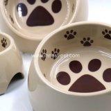 Шар собачьей еды меламина высокомарочного фидера продукта любимчика керамики пластичный