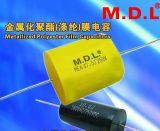 Condensatori metallizzati della pellicola di poliestere