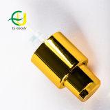 18/410 brilhantes ABS UV de Ouro da bomba de creme de encerramento