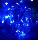 Luzes da corda do diodo emissor de luz da decoração do Natal