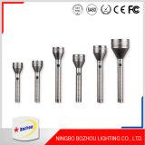 Todos los tipos crean la linterna de la antorcha para requisitos particulares de Rchargable LED
