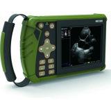 Instrument médical pour les animaux du scanner à ultrasons portable