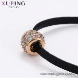 44264 de Vrouwen van de Manier Xuping namen de Gouden Halsband van de Parels van de Kleur toe