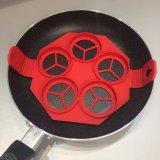 Кухня FDA силиконового герметика жарки яйцо инструментальной плиты