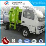 [4كبم] جانب محمّل نفاية دكاكة شاحنة ضوء نفاية ضماد شاحنة لأنّ عمليّة بيع