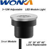 2~9W de puissance variable Samsung Module LED Spotlight pour l'éclairage extérieur