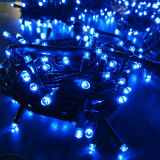 Personalizar o LED decorativas música Icicle String Decorações de Natal de Luz