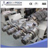 Ligne Extrudeuse-Jumelle d'extrusion de vis de pipe électrique de PVC