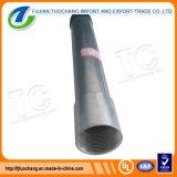 Промежуточный стальной трубопровод кабелепровода оцинкованного