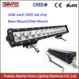 la barre d'éclairage LED du CREE 25inch pour 4X4 troque la lumière pilotante tous terrains de barre