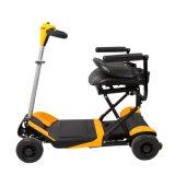 Bâti de fer pliant et augmentant le scooter électrique