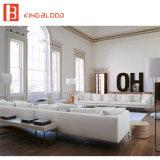 이탈리아 현대 백색 색깔 거실 소파 로비 소파 디자인