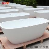 Vasca da bagno ovale indipendente dei piccoli articoli sanitari su ordine moderni