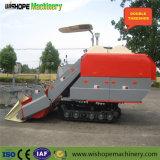 4lz-3.0二重脱穀機シリンダー米のコンバイン収穫機イラン