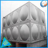 Plata 304 acero inoxidable 316 tanque de almacenamiento de agua con precio competitivo