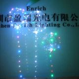 عطلة خفيفة هليوم [بوبو] منطاد [لد] عيد ميلاد المسيح خيط ضوء