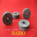 Черный силиконовый Nitride керамические подложки детали
