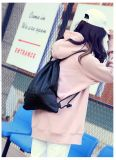 2018 nueva moda bolsas de cordón de tejido Oxford 36*44cm Bolsa Unisex Casual de gran capacidad de la bolsa de Drawstring Backpack Mochila escolar regalos