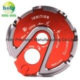 Dekking van het Slot van het Aluminium van de precisie de Standaard voor de Vervangstukken van de Motorfiets
