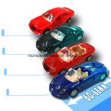 De promotie Capsule van het Stuk speelgoed van Jonge geitjes Plastic met het Stuk speelgoed van de Auto