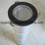 Hakenförmiger materieller überzogener Filtereinsatz der Aluminiumlegierung-drei