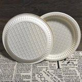Dîner de la vaisselle jetable composable non toxique de la plaque de papier
