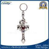 Kundenspezifischer Schlüsselhalter für Firma-Förderung-Geschenk