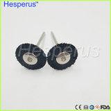 치과 실험실 솔 회전하는 공구 Hesperus를 위한 닦는 바퀴 광택기