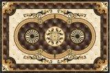 花模様のカーペットのタイルの磨かれた水晶陶磁器の床タイル1200X1800mm (BMP78)