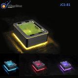 Baquet chaud Jcs-81 de beau d'éclairage LED type frais de qualité