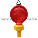 バリケードの交通安全のための軽いブリンカーのトラフィックの警報灯