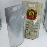 Reis-Rumpf-Mehl-Beutel im Kasten mit Ihrem eigenen Firmenzeichen