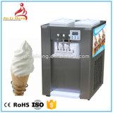 Weiche Eiscreme, die Maschinen-Werbung für Eiscreme-Geschäft bildet