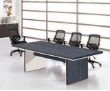 A melamina personalizada da tabela de conferência do escritório enfrentou a tabela do escritório