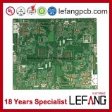 1oz 1,0mm 4 layer PCB da placa de circuito integrado de PCB