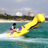 Надувные летучих рыб лодки надувные игры воды на лодке