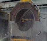 Estaca de máquina do cortador do bloco da pedra de Multidisc/granito/mármore do Sawing