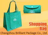 Portable promozionale che piega il sacchetto di Tote non tessuto del sacchetto di acquisto