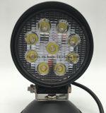 Heißer EMC genehmigte ringsum 27W Epistar LED Arbeits-Licht (Gt2009-27W)