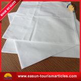 Polyester-Krankenhaus-Kissen-Deckel-Hersteller 100% für Fluglinie